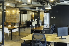 LAUNCH coworking Holley, Providencia
