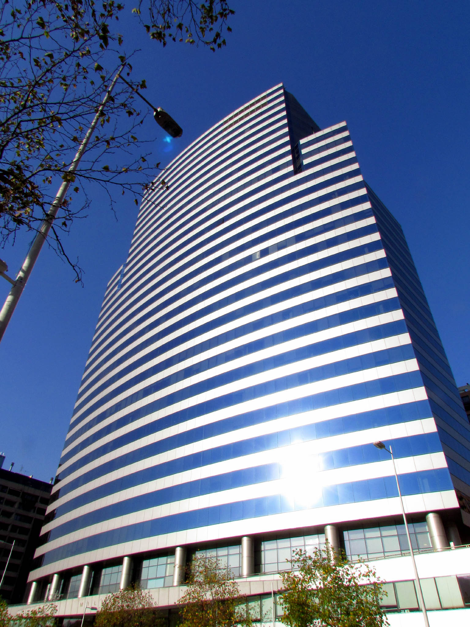 LAUNCH coworking Millenium, Santiago