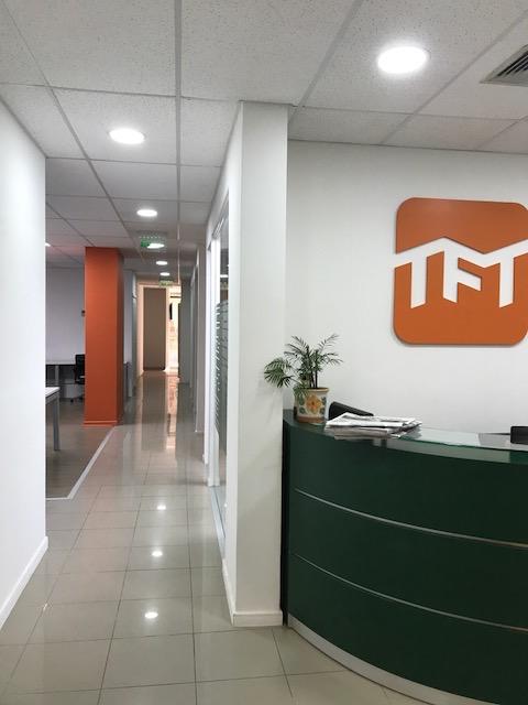 TFT Oficinas & Coworking, Santiago