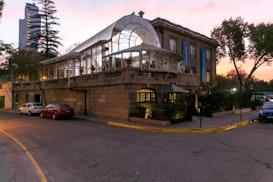 Urban Station - Telefonica Open Future, Lo Barnechea