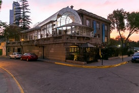 Urban Station - Telefonica Open Future, Santiago
