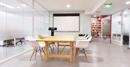 AKCํY - Wang Jing, Beijing   coworkspace.com