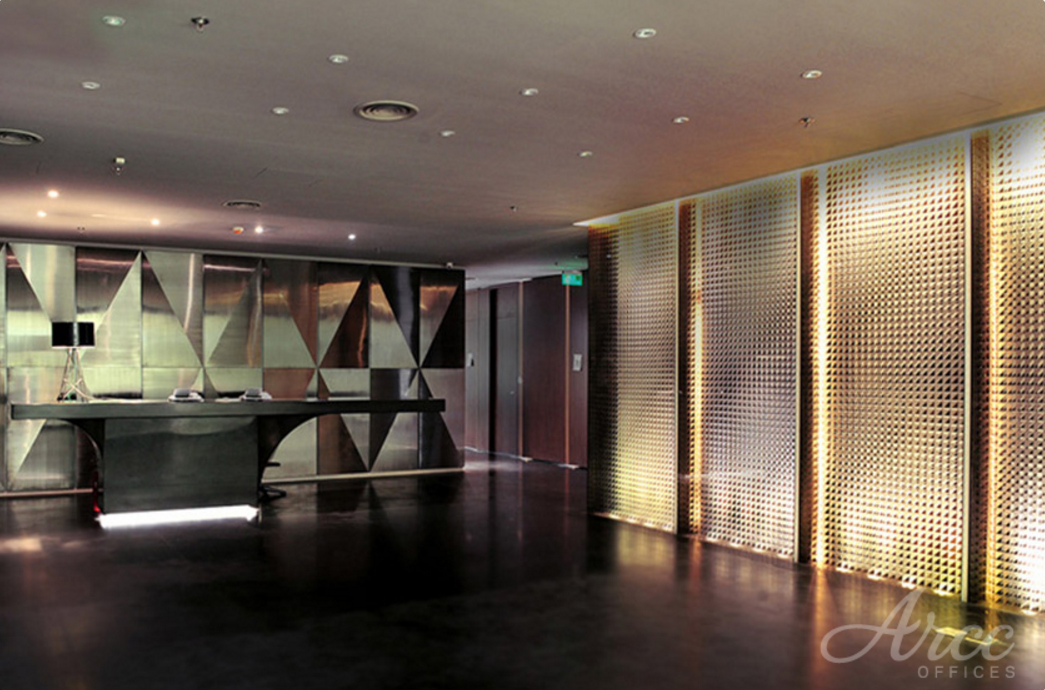 Arcc Offices - World Financial Center, Beijing