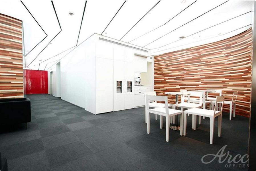 Arcc Spaces - Ping An IFC, Beijing