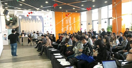 DAY DAY UP, Beijing | coworkspace.com