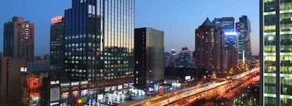Easy Start Business Center - Bo Rui Mansion