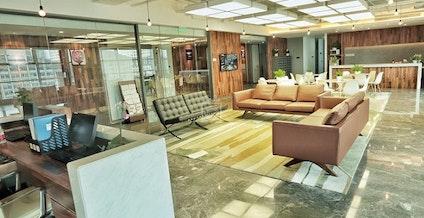 ibase Office - Beijing Jin Di Center, Beijing | coworkspace.com
