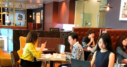 Servcorp at China Central Place, Beijing   coworkspace.com