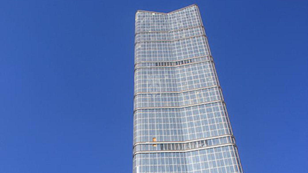 Servcorp at Fortune Financial Center, Beijing