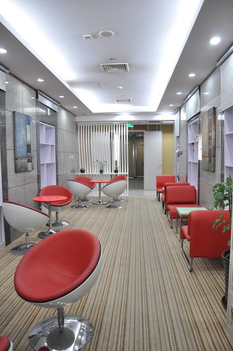 Servoffice - CBD International Building, Beijing