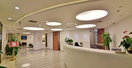 Servoffice - Galaxy SOHO, Beijing   coworkspace.com