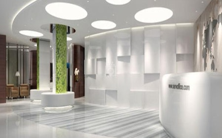 Servoffice - Galaxy SOHO, Beijing