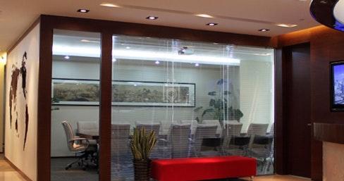 Servoffice - Overseas Plaza, Beijing | coworkspace.com