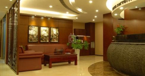 Servoffice - Silver Tower, Beijing | coworkspace.com