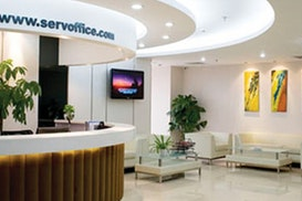 Servoffice - TEDA Center Times, Beijing