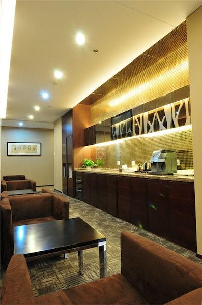 Servoffice - The Beijing Building, Beijing