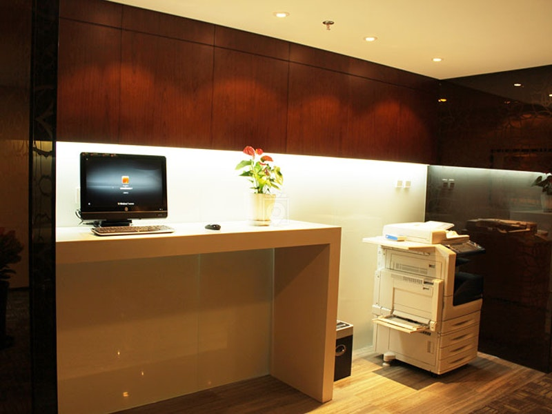 Servoffice - Tianyin Mansion, Beijing