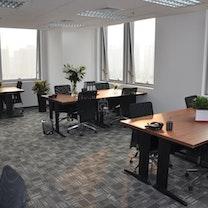 Servoffice - Yau Tang International Center, Beijing