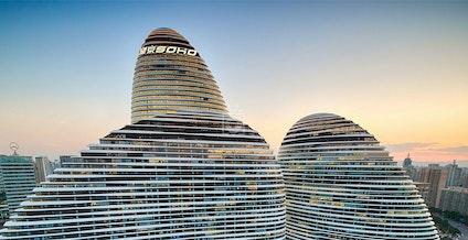 SOHO 3Q - Wangjing 3Q ll, Beijing | coworkspace.com