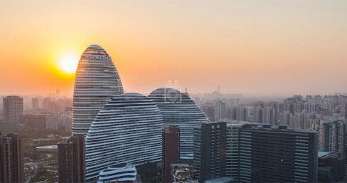 SOHO3Q - Wangjing 3Q I II, Beijing | coworkspace.com