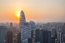 SOHO3Q - Wangjing 3Q I II, Beijing