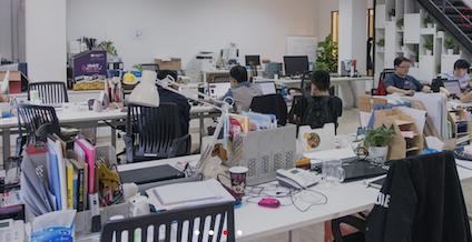 TechTemple - Sanlitun Loft, Beijing | coworkspace.com