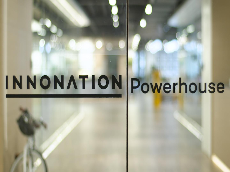 The Innonation Powerhouse, Beijing