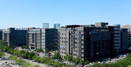 Thinkool - Jiuxianqiao, Beijing   coworkspace.com
