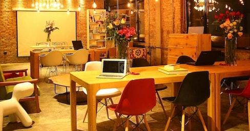 UPLAN SPACE, Beijing | coworkspace.com