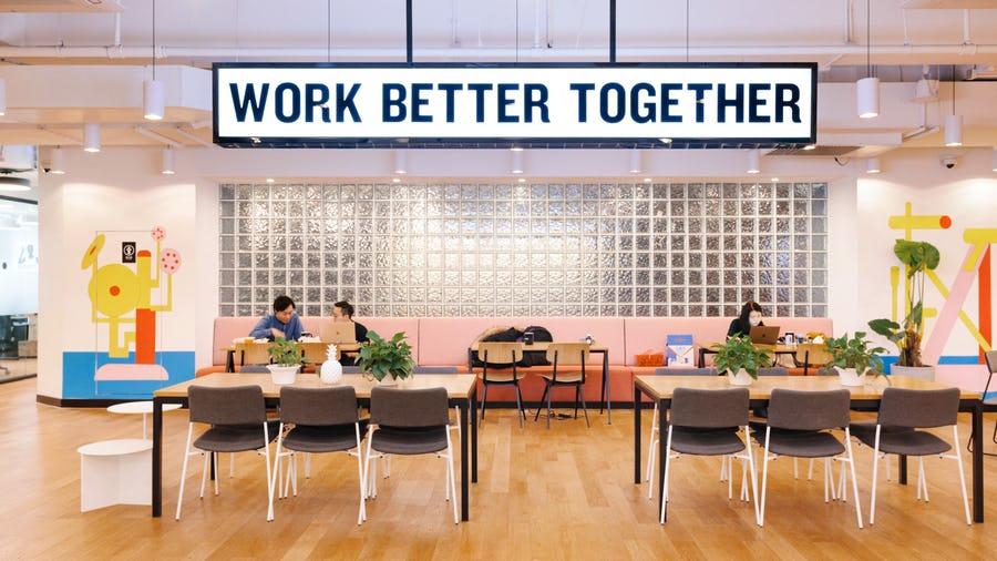 WeWork Baifu International Building, Beijing