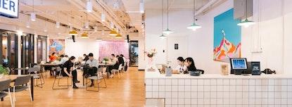 WeWork Baifu International Building