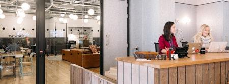 WeWork Digital Media Building