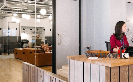 WeWork Digital Media Building, Beijing