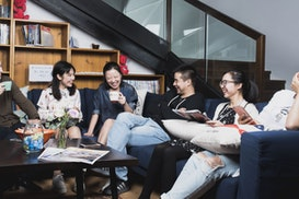 Salmonist Coworking Community, Chengdu