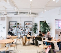WeWork Leading Center profile image