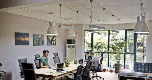 Agora Space, Shanghai | coworkspace.com