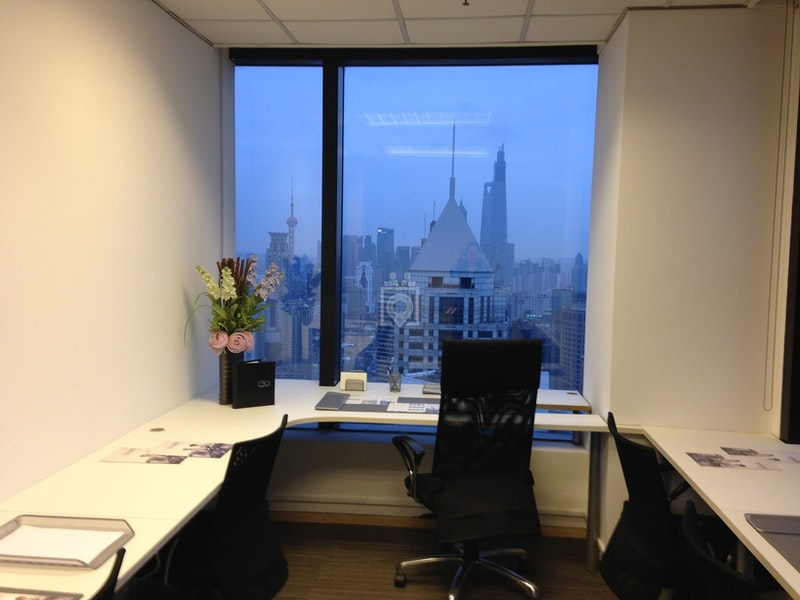 CEO SUITE - Hong Kong New World Tower, Shanghai
