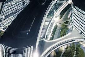 SOHO3Q - Sky 3Q, Shanghai