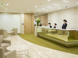 The Executive Centre - K. Wah Centre, Shanghai