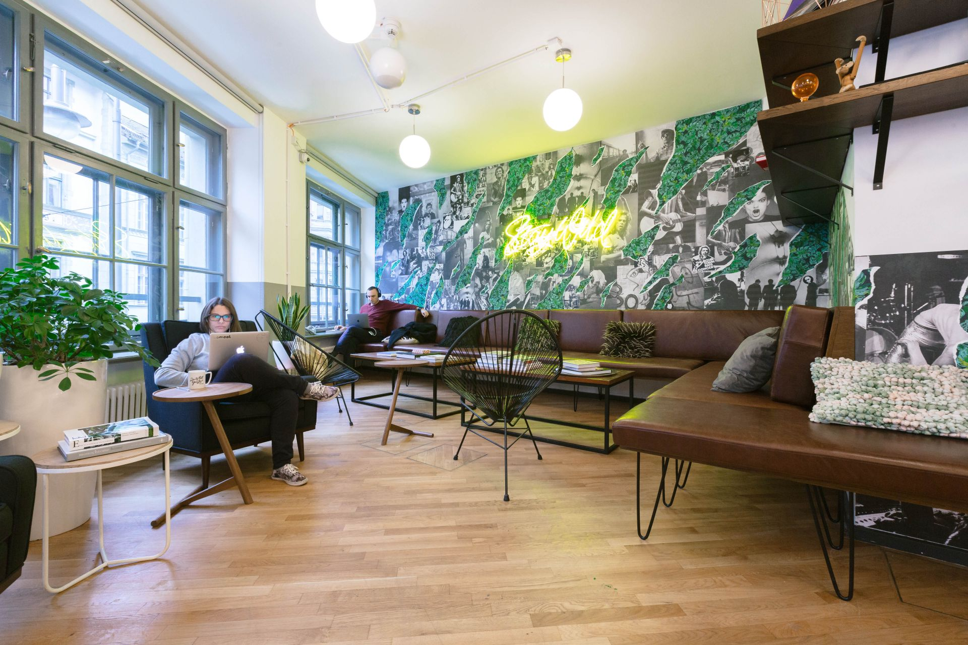 WeWork China Overseas, Shanghai