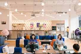 WeWork EBA Center, Shanghai
