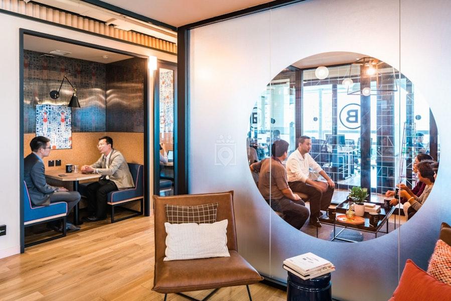 WeWork Financial Center, Shanghai