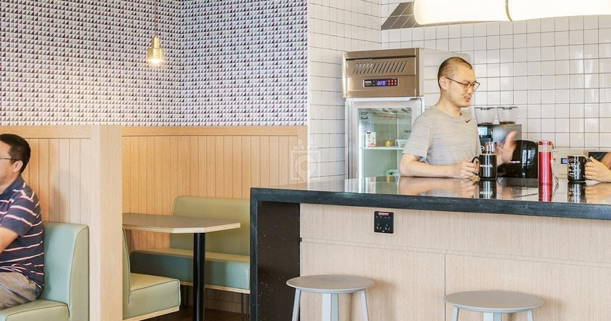 Coworking Space On Wework Nanjing Xi Lu Shanghai Book Online Coworker