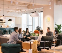 WeWork The Center profile image