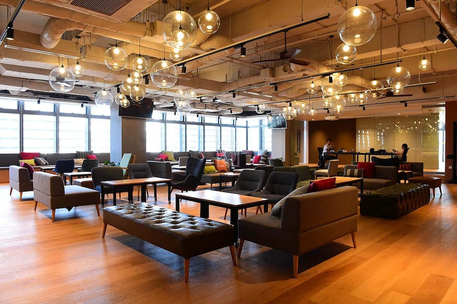 WeWork The HUB, Shanghai