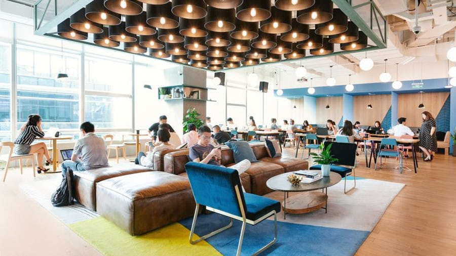 WeWork Oceanwide Fortune Center, Wuhan
