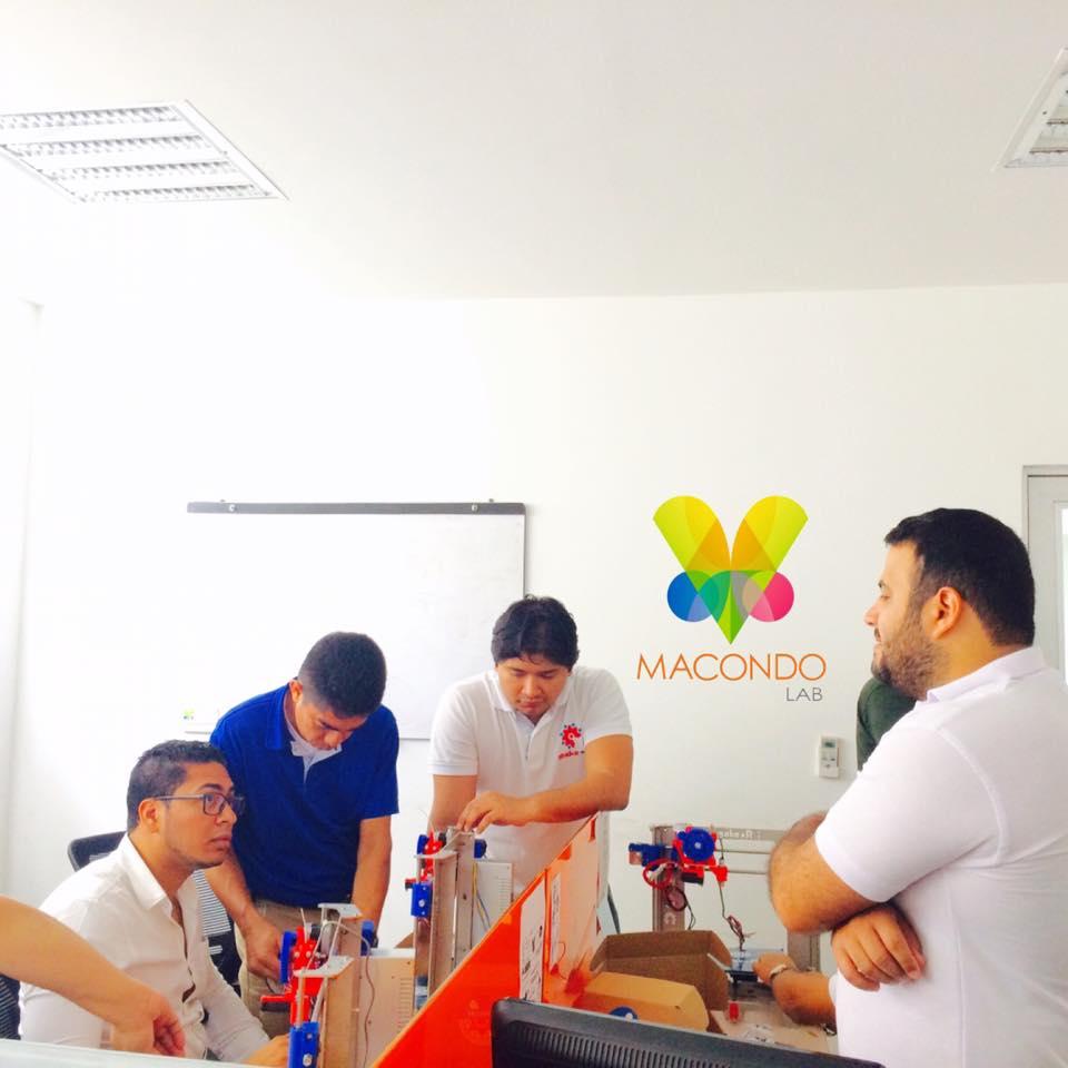 MacondoLab, Barranquilla