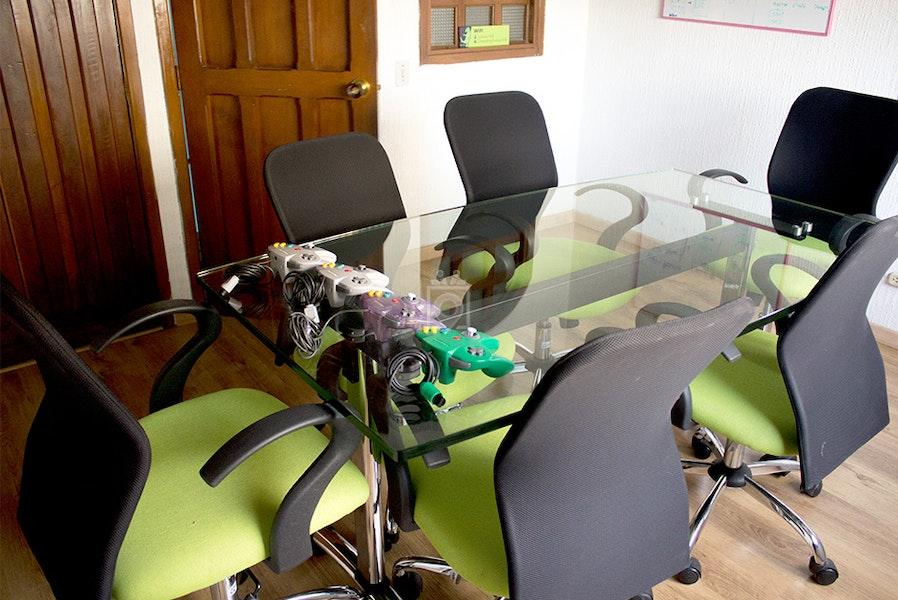 Coworking El Nido, Bogota