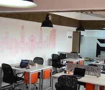 Distrito 72 Coworking & Spaces profile image