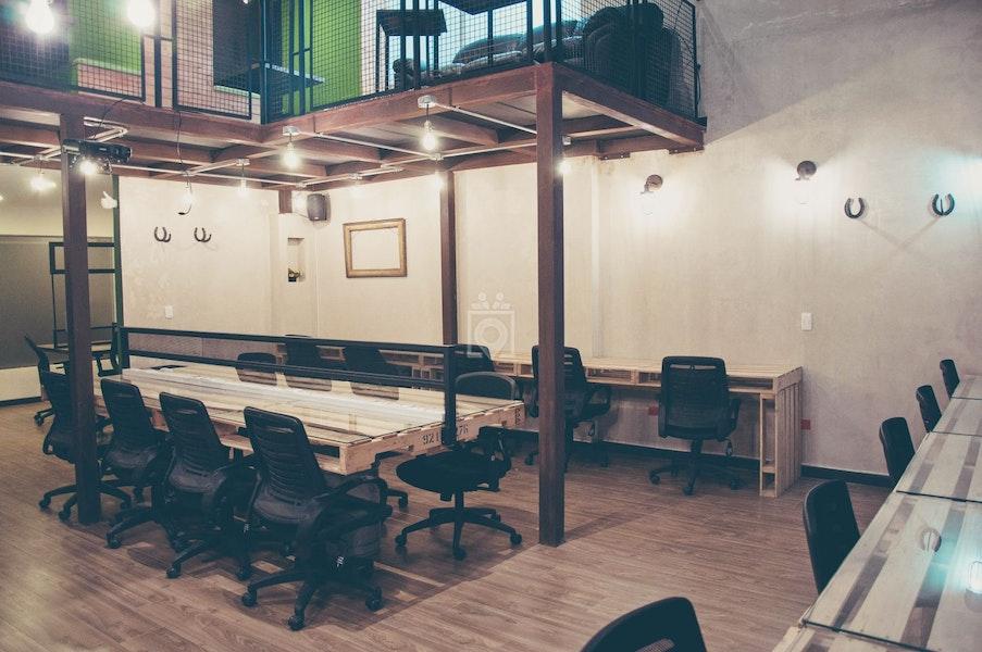 El Cluster Coworking Hub, Bogota